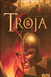 TROJA [comicroman [bundle], Band 1-4, Antike Spielwiese