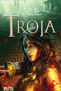TROJA, Band 4, Splitter Comics
