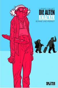 Die alten Knacker, Band 2, Splitter Comics