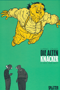 Die alten Knacker, Band 3, Splitter Comics