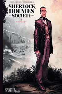 SHERLOCK HOLMES | Society, Band 1, Splitter Comics