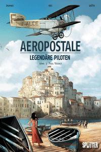 AEROPOSTALE, Band 3, Splitter Comics