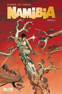 Namibia, Band 2, Splitter Comics