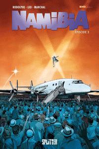 Namibia, Band 3, Splitter Comics