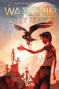 Warship Jolly Roger, Band 2, Splitter Comics