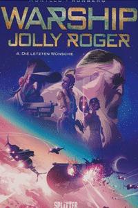Warship Jolly Roger, Band 4, Splitter Comics
