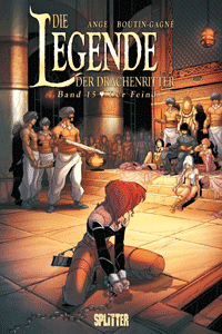Die Legende der Drachenritter, Band 15, Splitter Comics