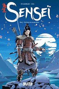 SENSEI, Band 1, Splitter Comics