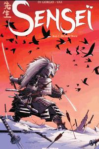 SENSEI [comicroman] [chinois], Band 2, Splitter Comics
