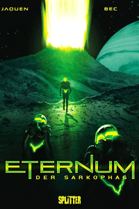 ETERNUM, Band 1, Splitter Comics