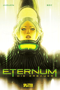 ETERNUM, Band 2, Splitter Comics
