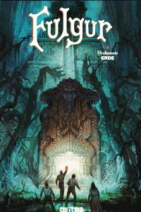 FULGUR [comicroman], Band 3, Splitter Comics