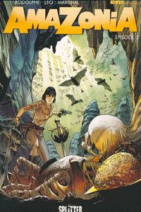 AMAZONIA, Band 3, Splitter Comics