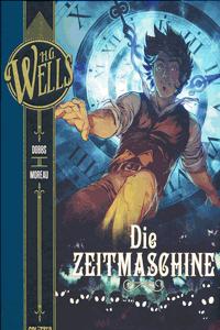 H.G. WELLS, Band 1, Die Zeitmaschine