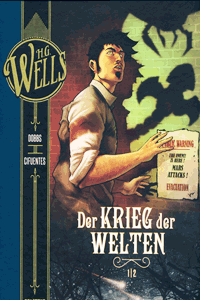 H.G. WELLS, Band 2, Splitter Comics
