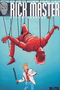 RICK MASTER Gesamtausgabe, Band 19, Splitter Comics
