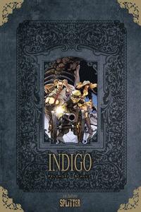 INDIGO | Gesamtausgabe lim. Hardcover, Einzelband, Band 1 - 8