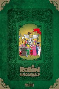 Robin Ausdemwald | Best of | lim. Hardcover, Einzelband, Splitter Comics