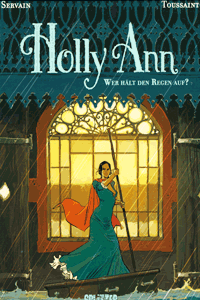 HOLLY ANN, Band 2, Splitter Comics