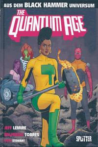 AUS DEM BLACK HAMMER UNIVERSUM, Einzelband, Splitter Comics