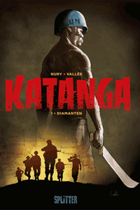 KATANGA, Band 1, Splitter Comics