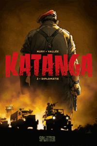 KATANGA, Band 2, Splitter Comics