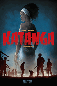 KATANGA, Band 3, Splitter Comics