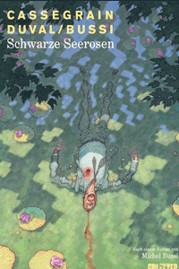 Schwarze Seerosen, Einzelband, Splitter Comics