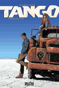 TANGO, Band 1, Splitter Comics