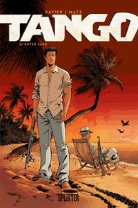 TANGO, Band 2, Splitter Comics