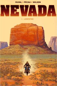 Nevada neo-western, Band 1, Splitter Comics