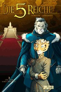 Die 5 Reiche [comic], Band 3, Die Liebe eines Trottels