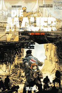 Die Mauer comic, Band 1, Splitter Comics