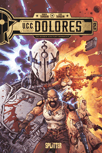 UCC Dolores [comicäther] [ungewisser] [trip], Band 2, Splitter Comics
