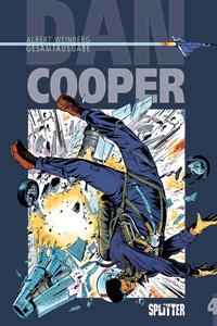 DAN COOPER [comic] [gesamtausgabe], Band 4, Splitter Comics
