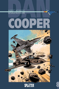 DAN COOPER [comic] [gesamtausgabe], Band 8, Splitter Comics