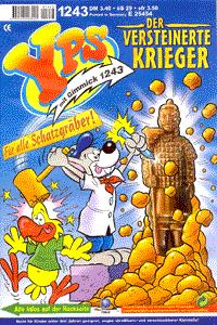YPS Heft und Gimmick, Heft 1243, YPS
