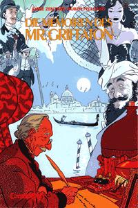 Die Memoiren des Mr. Griffaton, Einzelband, Comicothek