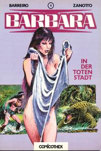 Barbara, Band 1, Comicothek
