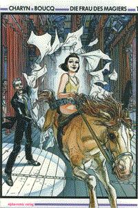 Die Frau des Magiers, Band 1, Alpha-Comic Verlag