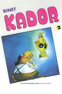 Kador, Band 2, U-Comix Klassiker