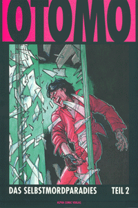 Das Selbstmordparadies, Band 2, Alpha-Comic Verlag