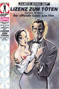 James Bond 007, Band 2, Lizenz zum T�ten