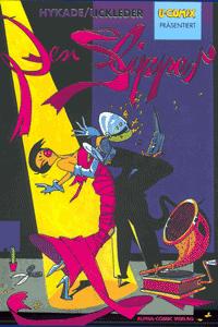 Der Slipper, Einzelband, Alpha-Comic Verlag