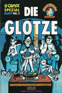 U-Comix Spezial Bunt, Band 2, Alpha-Comic Verlag