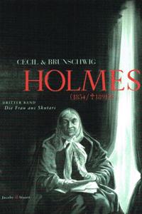 HOLMES (1854/†1891?), Band 3, Die Dame von Scutari