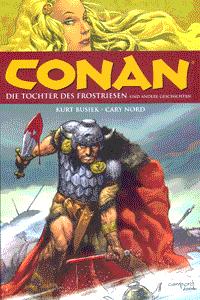 Conan, Band 1, Die Tochter des Frostriesen