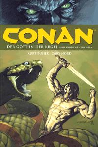 Conan, Band 2, Der Gott in der Kugel