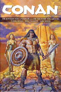 Conan, Band 5, Panini Comics (Vertigo/Wildstorm)