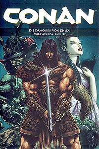 Conan, Band 6, Panini Comics (Vertigo/Wildstorm)